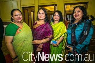 Kabita Parvez, Nahnin Afroz, Nahida Bhuiyan and Asma Dewan