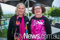 Marion Blake and Julie Kesby
