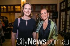 Sarah Mangan and Julia Duhaut-Bedos