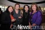 Yasmine Walker, Patricia Hueneke, Madonna Barr and Linley Cornish