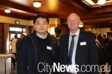 Xuchen Yang and Troy Magyar