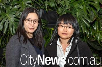 Alicia Yao and Hespe Tang