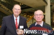 Geoffrey Burkhardt and Ken Riordan