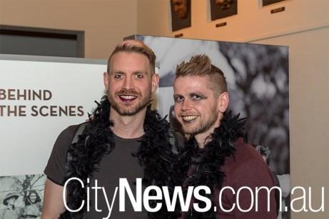 Matt Warren and Nate Welsh