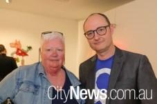 Belina Burgess and Jochen Heinzmann_