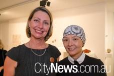 Catherine Czerw and Adria Hu