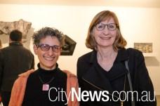 Fran Romano and Julie Pennington