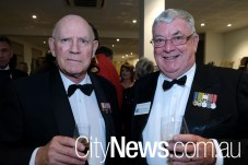 Ian Dudgeon and Peter McDermott