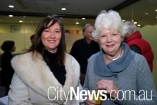 Nadine Neilson and Margaret Swieringa