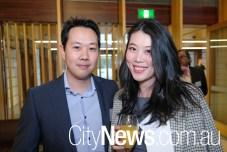 Sou Fung Zhao and Carol Tong