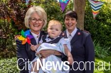 Bev McMurray, Benjamin Farthing and Lynda van Gaalen-Prentice