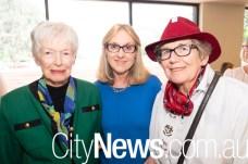Shirley Rollins, Di Osborne and Judy Jagla