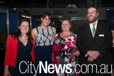 Amy Godstraw, Alana Aunela, Suzanne Coulton and Steven Eddi