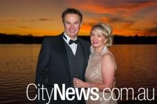 Steve Thomas and Adele Bucknall