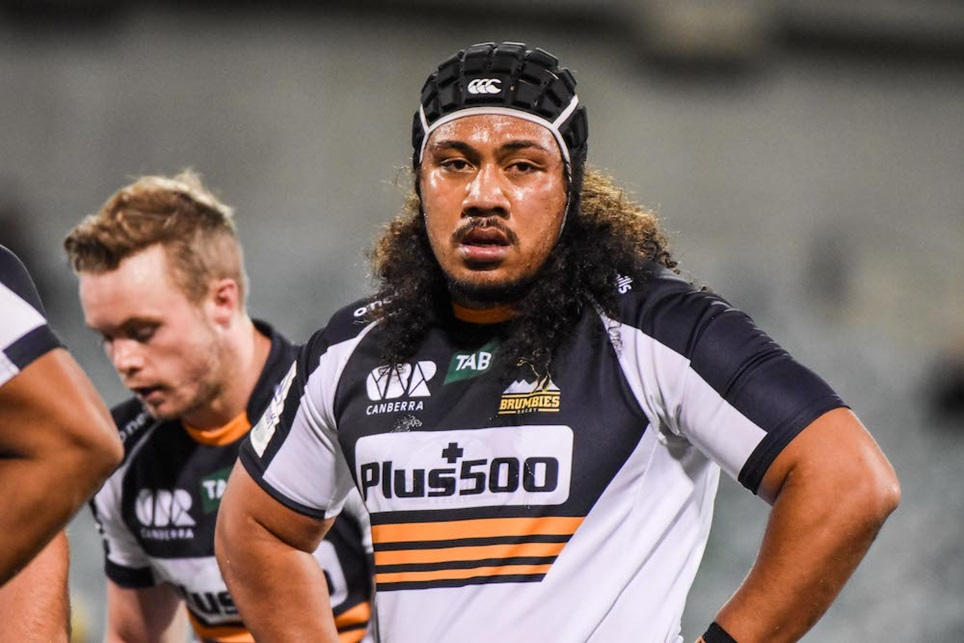Brumbies gives Fred the nod for the new season