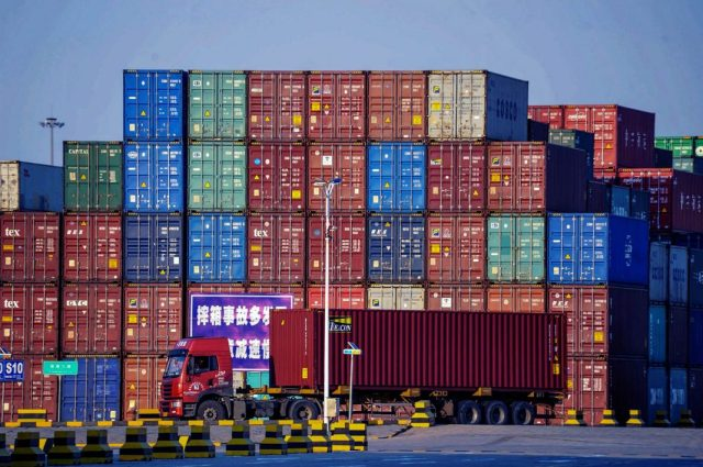 Image result for China became the main trade partner of the European Union (EU) in 2020, with exports and imports both increasing despite the COVID-19 pandemic, Eurostat said on Monday.