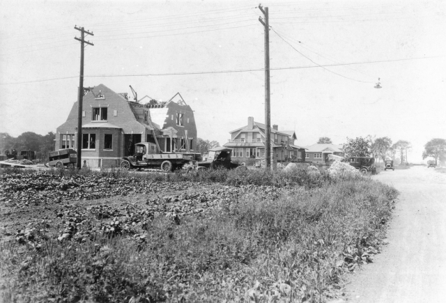 Another lovely open field built over and ruined. Credit: Skokie Heritage Museum