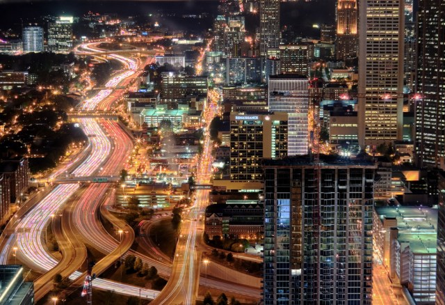 Atlanta. Credit: Brett Weinstein, Flickr