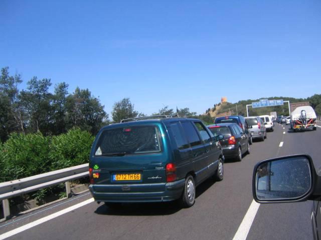 Vacation Traffic (Flickr: Lunavorax)