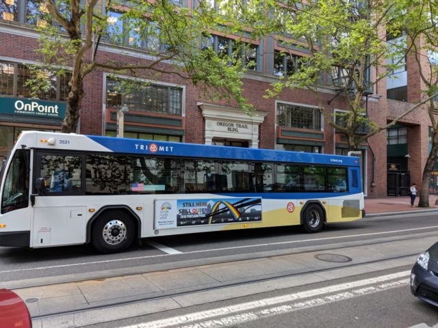 Why road pricing is inherently equitable  Faster buses 3b737b3bcd83