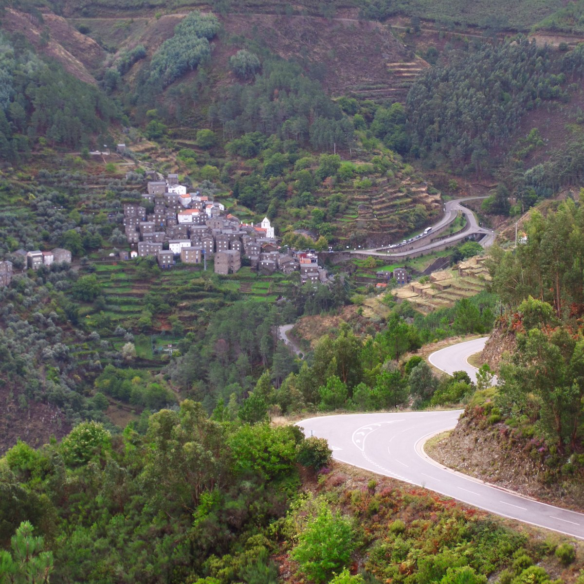 Surviving without a GPS in the villages of Portugal's Centro Region