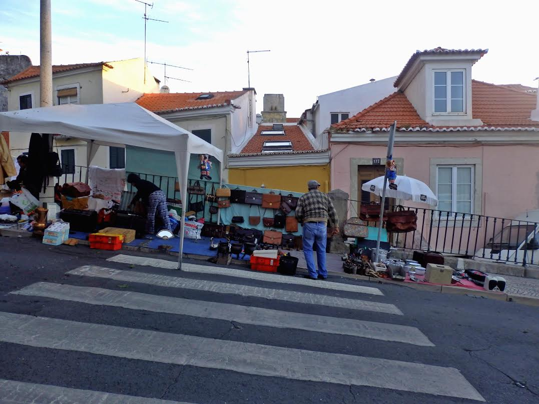 Feature: Lisbon Flea Market Insiders