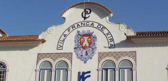 Estação Vila Franca de Xira