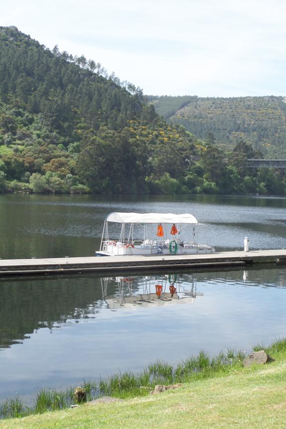 Boat Vila Velha de Ródão