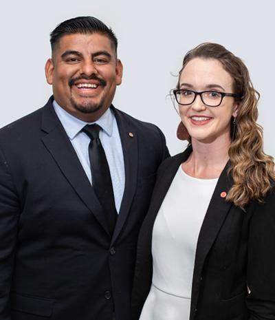 Everardo & Jen Esparza