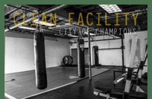 Mixed Martial Arts Gym
