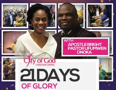 21 Days of Glory MP3