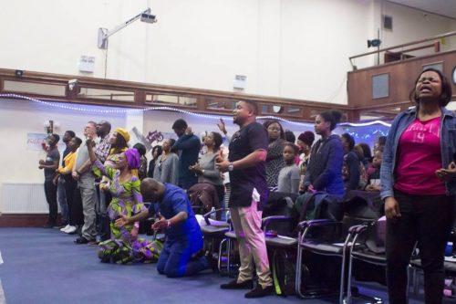 Sunday Celebration Service – First Service