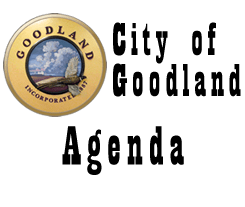 Commission Agenda, City of Goodland