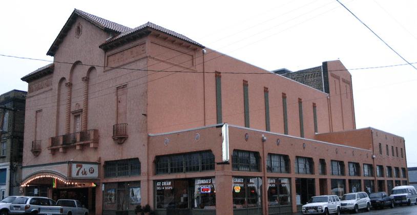 Hoquiam's Historic 7th Street Theatre