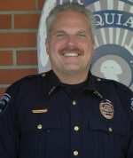 Hoquiam Police Chief Jeff Myers
