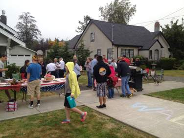 National Night Out Celebration in Hoquiam WA