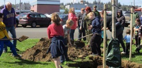 2017 Arbor Day Celebration