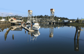 Hoquiam River Landing