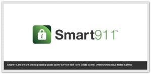 Smart911 Alert System