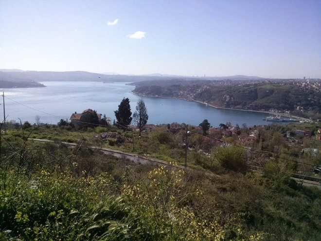 The Bosphorus, Tarabya, Istanbul