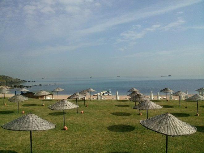 Dalia Beach, Istanbul