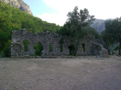 The ancient Lycian city of Olympos, Antalya, Turkey - 07