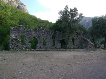 The ancient Lycian city of Olympos, Antalya, Turkey - 07