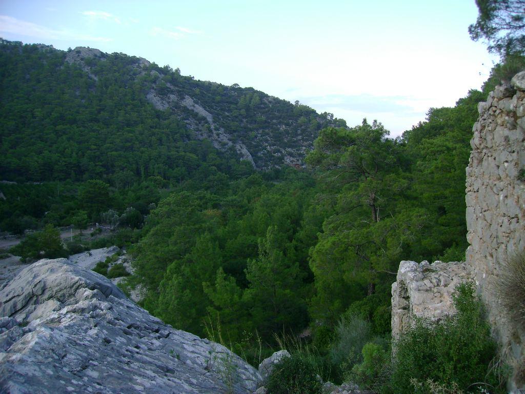 The ancient Lycian city of Olympos, Antalya, Turkey - 18