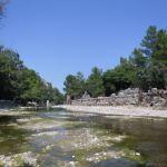 The ancient city of Olympos - 2012, Antalya, Turkey - 06