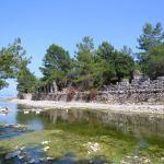 The ancient city of Olympos - 2012, Antalya, Turkey - 09