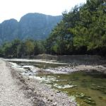 The ancient city of Olympos - 2012, Antalya, Turkey - 13
