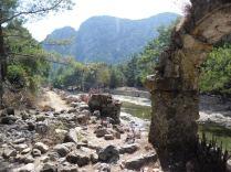 The ancient city of Olympos - 2012, Antalya, Turkey - 16