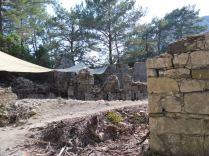 The ancient city of Olympos - 2012, Antalya, Turkey - 28