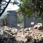 The ancient city of Olympos - 2012, Antalya, Turkey - 34